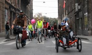 verde pentru biciclete roz 3