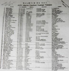 buletin de vot 1990 p