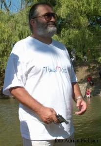 Gheorghe Ciuhandu pistol p