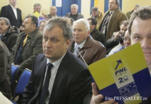 Finul deputatului PD-L Ciobanu, în vizită la PNL