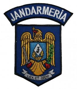 logo jandarmerie