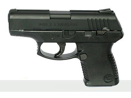 pistol bile