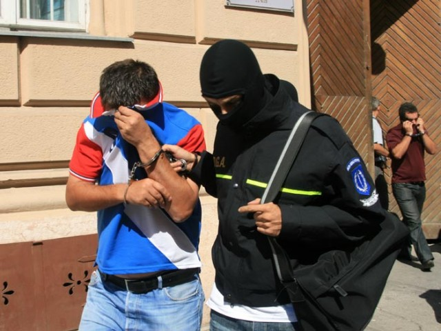 politisti sanandrei spaga