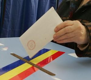 vot cabina de votare