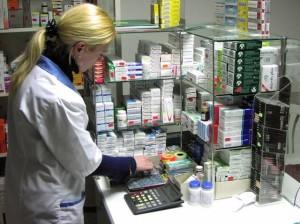 Farmacie-interior