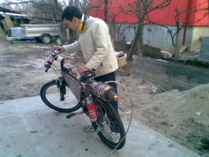 bicicleta cu reactie 2