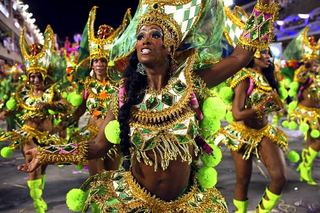 Rio Carnival - Best Parties Ever