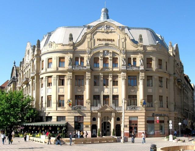 Universitatea_Politehnica_Timisoara_-_Rectorat