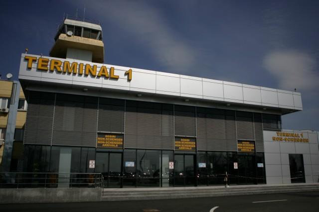 aeroport timisoara terminal 1
