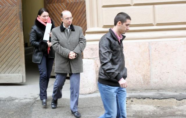 cioca arestat