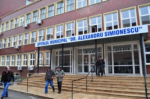spital municipal alexandru simionescu hunedoara