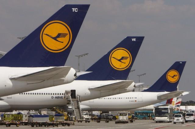 Germany-Lufthansa