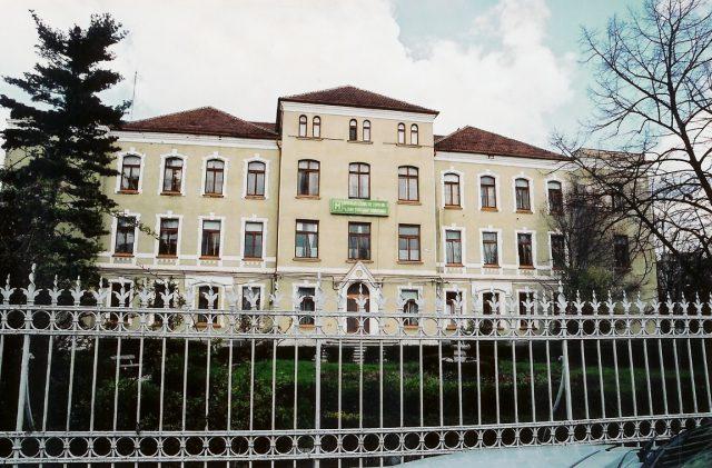 Spitalul de copii Louis Turcanu