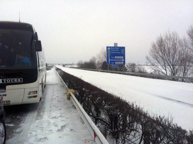 blocaj autostrada ungaria