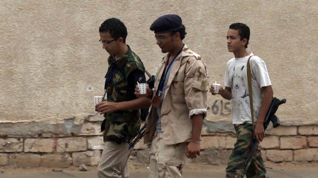 Disarming Tripoli