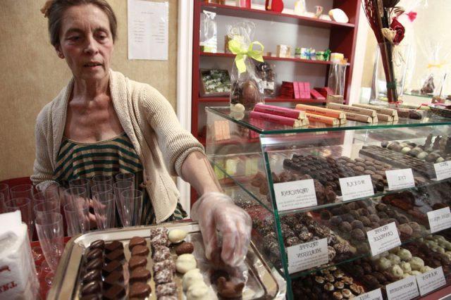 ciocolaterie belgiana