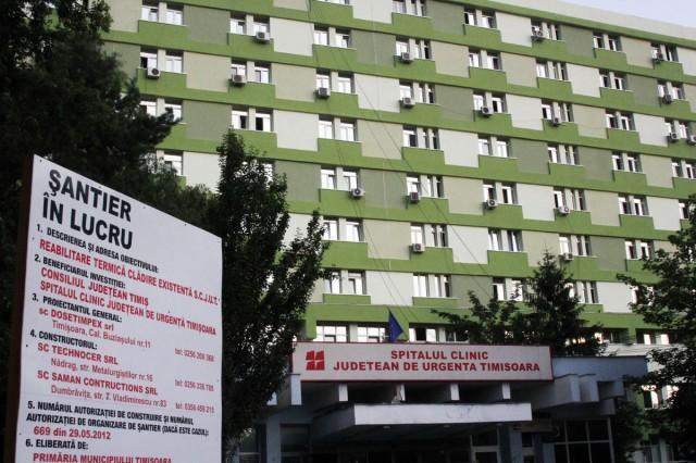spital judetean technocer