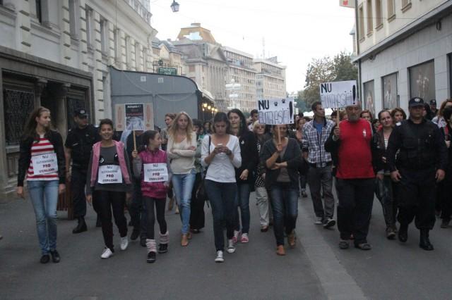 protest caini comunitari timisoara