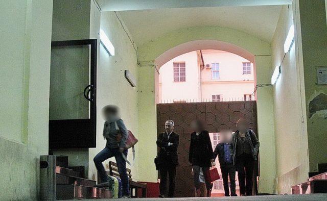Directorul spitalului Athena, dus la audieri la Parchetul de pe lângă Tribunalul Timiș Foto Adrian Pîclișan