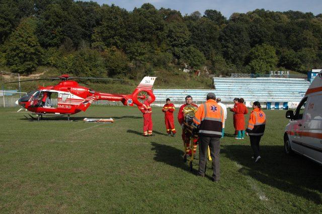 smurd elicopter ambulanta ars cs