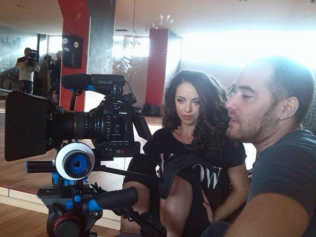 filmare camera cinema 1