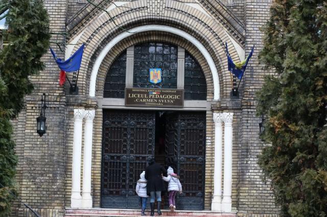Liceul Pedagogic din Timișoara