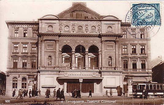 teatru - vechea infatisare