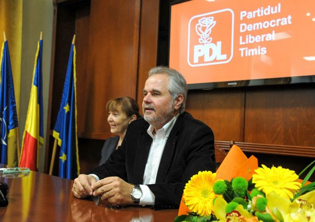 Constantin Ostaficiuc presedinte PDL Timis (2)