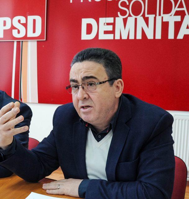 Titu Bojin presedinte PSD Timis, Gheorghe Ciobanu deputat (1)