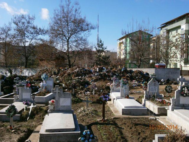 cimitir CALEA SAGULUI