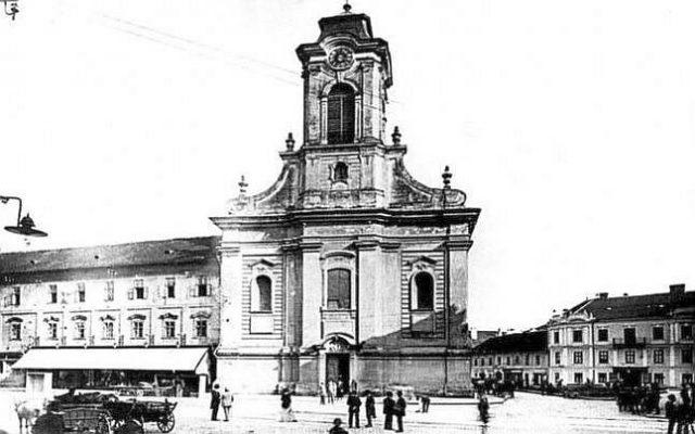 biserica sfantu gheorghe