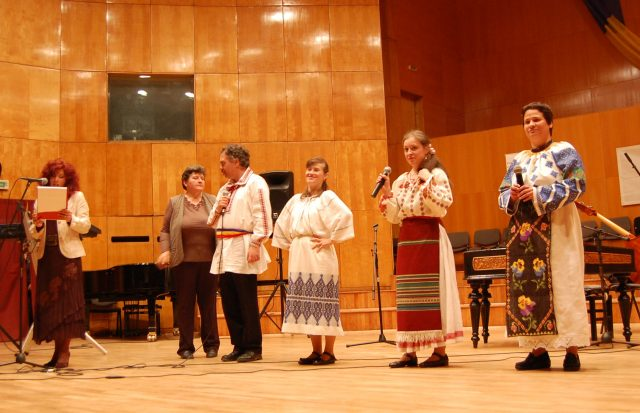 Adriana Marascu si Pentru Voi Band