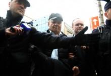 Georgică Cornu, dus în cătușe la Tribunalul Timiș. Vezi pentru ce s-a declarat pregătit UPDATE 2 Decizia Tribunalului şi reacţia DIICOT VIDEO și FOTO