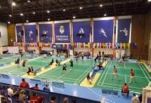 """Timișorenii, favoriți în BĂTĂLIA fluturașilor. Concurent surpriză la Campionatul Național de Badminton din Sala """"Constantin Jude"""""""