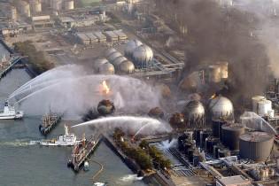 O spărtură s-a creat în acoperişul provizoriu al reactorului 1 al centralei nucleare de la Fukushima