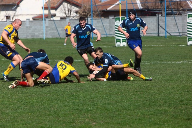 rugby.amical.petrosani