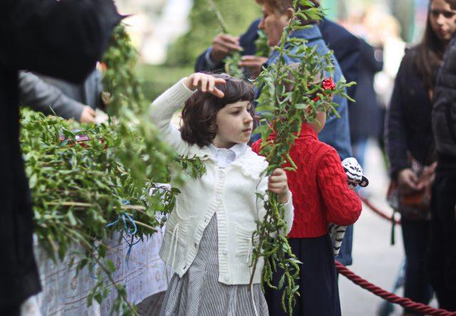 Ortodocsii praznuiesc, duminica, Floriile sau Duminica Stalparilor01