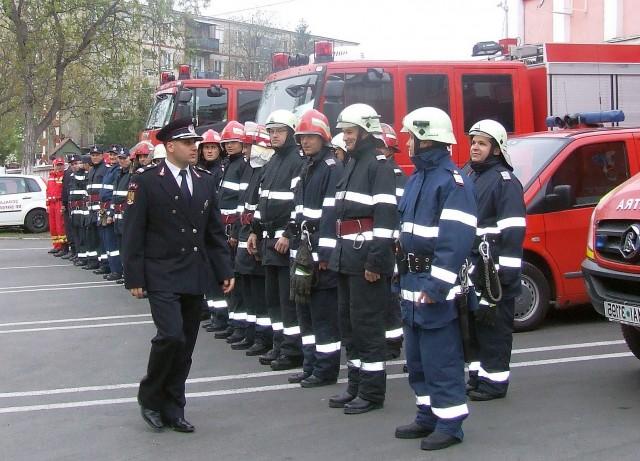 pompieri inspector sef