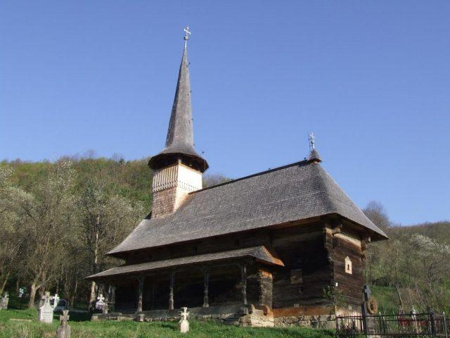 Biserica din Racâş