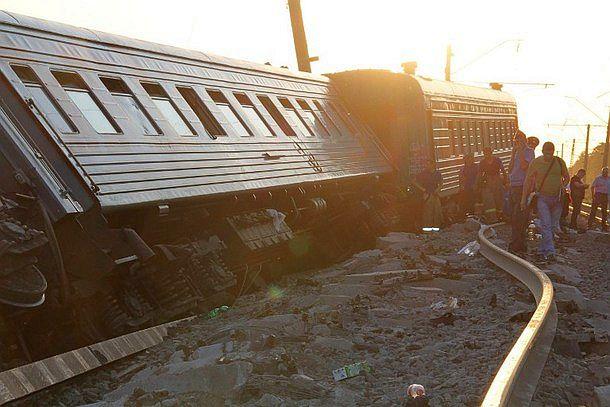 RUSSIA-RAIL-ACCIDENT-TRAIN