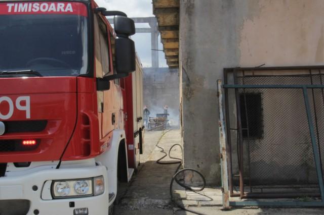 incendiu fabrica de ulei 1