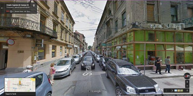 savoya street view
