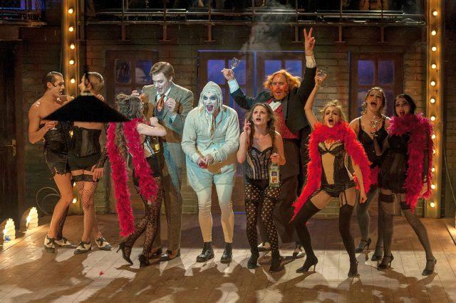Cabaret teatrul german  foto Ovidiu Ciba