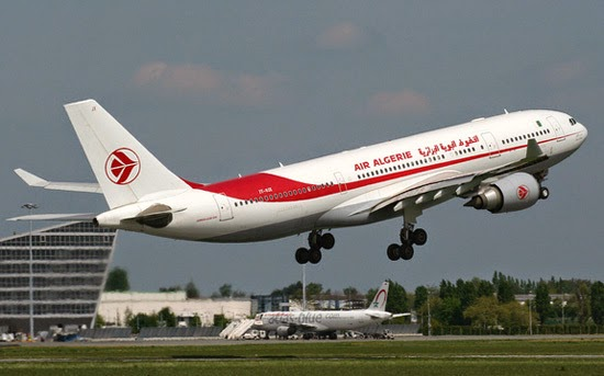air algerie avion