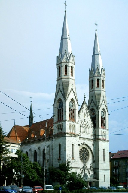 biserica catolica elisabetin