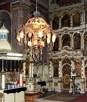 biserica sf. ilie-interior