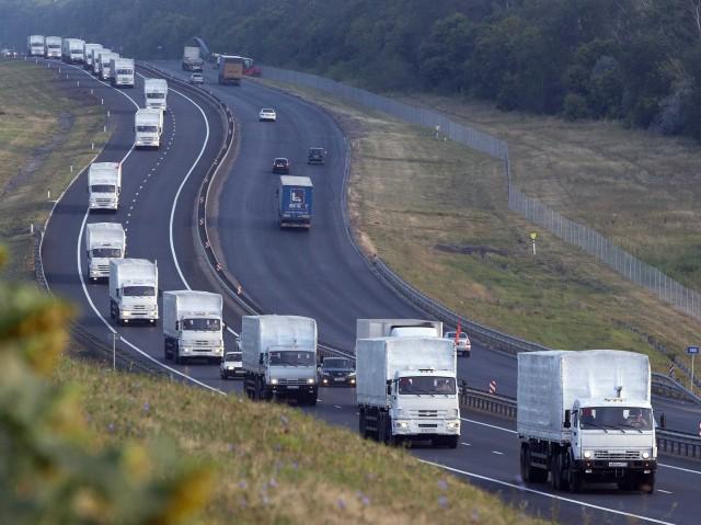 convoi rusesc