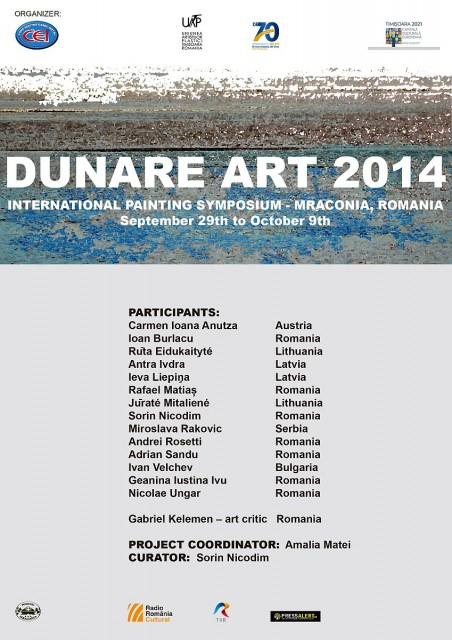 Afis Dunare ART