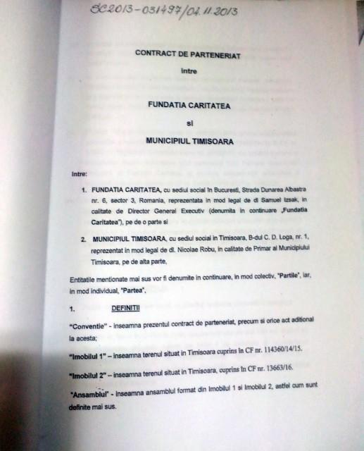 contract parteneriat 1