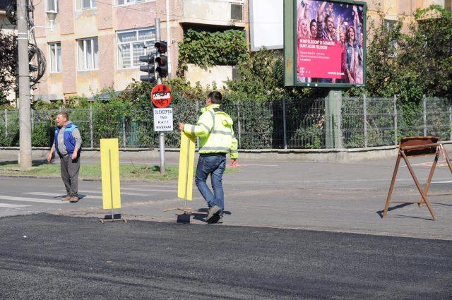 lucrari strada cluj trafic (28)